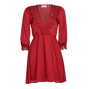 Clothing Women Short Dresses Moony Mood ABIDOSE Red