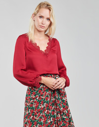 Clothing Women Tops / Blouses Moony Mood ABITAIN Red