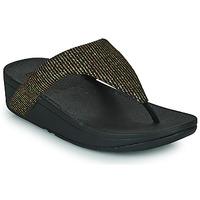 Shoes Women Flip flops FitFlop LOTTIE  black