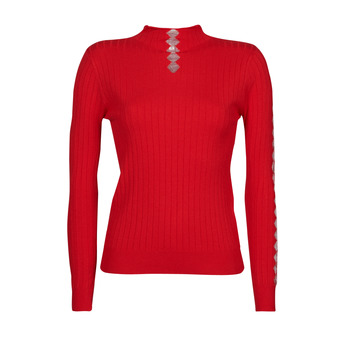 Clothing Women Jumpers Moony Mood PABJATO Red