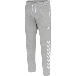 Clothing Men Tracksuit bottoms Hummel Pantalon  hmlray 2.0 tapered gris