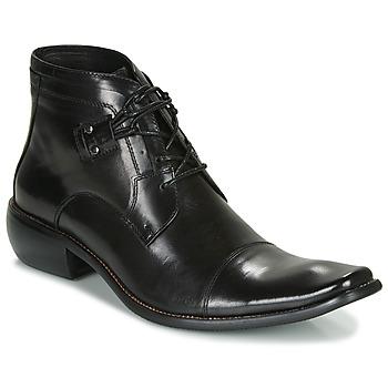 Shoes Men Mid boots Kdopa CALI Black