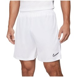 Clothing Men Cropped trousers Nike Dry Academy 21 White