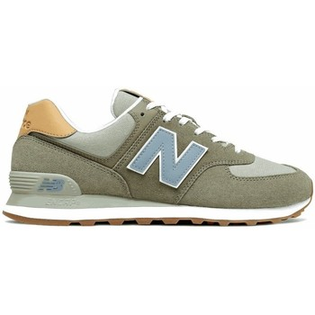 Shoes Men Low top trainers New Balance 574 Green