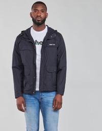 Clothing Men Jackets Schott ALCYON Marine