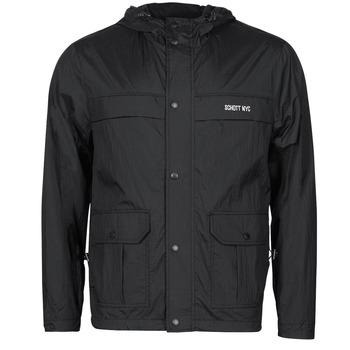 Clothing Men Jackets Schott ALCYON Black