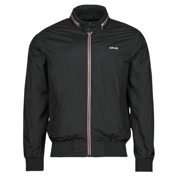 Clothing Men Jackets Schott CABLS21R Black