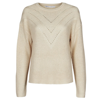 Clothing Women Jumpers Only ONLTRIXIE Beige