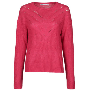 Clothing Women Jumpers Only ONLTRIXIE Pink