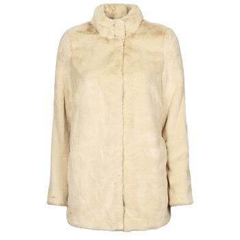 Clothing Women Coats Vero Moda VMTHEA Beige