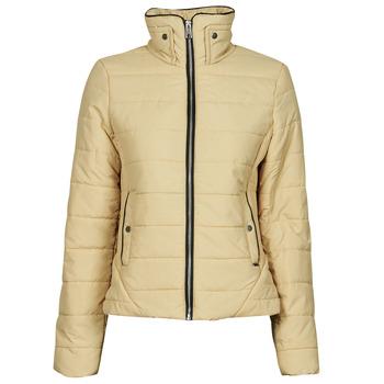 Clothing Women Duffel coats Vero Moda VMCLARISA Beige