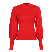 Clothing Women Jumpers Vero Moda VMWILLOW Red