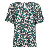 Clothing Women Tops / Blouses Vero Moda VMRILLO Green