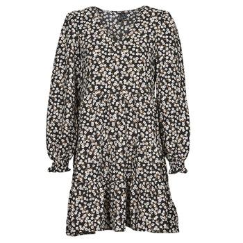 Clothing Women Short Dresses Vero Moda VMSALINA Black