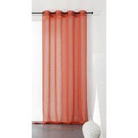 Home Sheer curtains Linder KAOLIN Terracotta