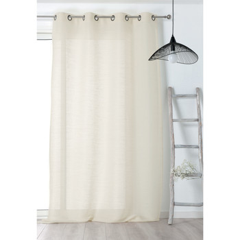 Home Sheer curtains Linder JUTE Ivory