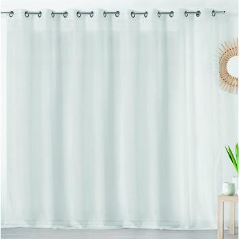 Home Sheer curtains Linder ETAMINE GIVREE White