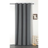 Home Curtains & blinds Linder LIBECCIO Grey / Dark