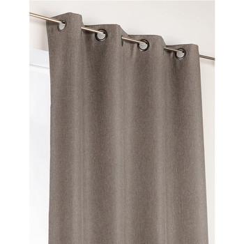 Home Curtains & blinds Linder CALYPSO OCCULTANT Beige / Dark