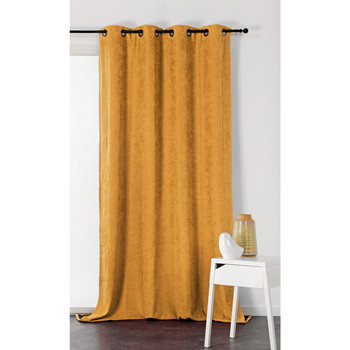 Home Curtains & blinds Linder ALASKA Yellow / Orange