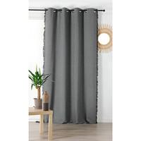 Home Curtains & blinds Linder WOOLY Grey / Dark