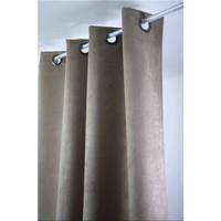 Home Curtains & blinds Linder SUEDINE LOURDE Natural