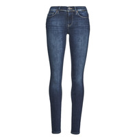 Clothing Women Slim jeans Only ONLSHAPE Blue / Dark