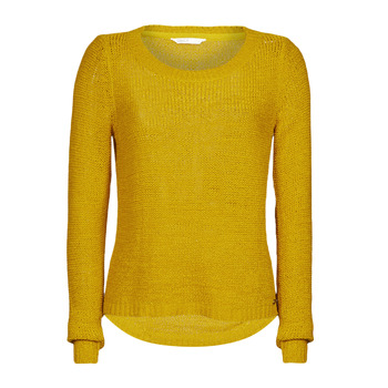 Clothing Women Jumpers Only ONLGEENA Mustard