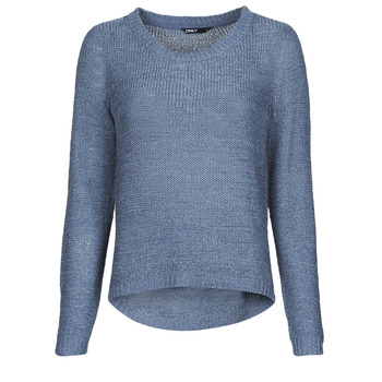 Clothing Women Jumpers Only ONLGEENA Blue