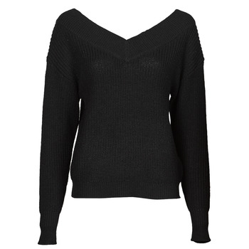 Clothing Women Jumpers Only ONLMELTON Black