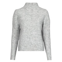Clothing Women Jumpers Only ONLEMILY Grey