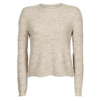 Clothing Women Jumpers Only ONLLOLLI Taupe