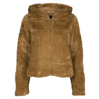 Clothing Women Jackets Only ONLCHRIS Brown