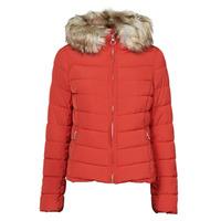 Clothing Women Duffel coats Only ONLNEWELLAN Red