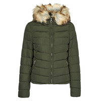 Clothing Women Duffel coats Only ONLNEWELLAN Kaki