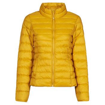 Clothing Women Duffel coats Only ONLNEWTAHOE Yellow