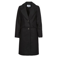 Clothing Women Coats Only ONLLOUIE Black