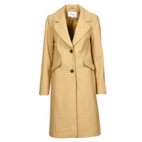 Clothing Women Coats Only ONLLOUIE Camel