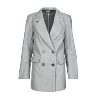Clothing Women Coats Only ONLVICTORIA Grey