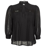 Clothing Women Tops / Blouses Only ONLMADONNA Black
