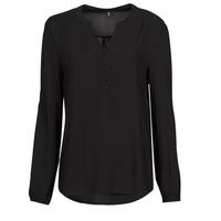 Clothing Women Tops / Blouses Only ONLNEW EDDIE Black