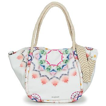 Bags Women Small shoulder bags Desigual BOLS_ BREATHE ROTTY Beige