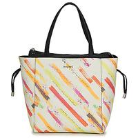 Bags Women Small shoulder bags Desigual BOLS_BRUSHES NORWICH Yellow