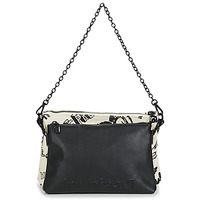 Bags Women Small shoulder bags Desigual BOLS_JALEO DURBAN DOUBLE White