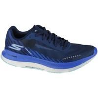 Shoes Women Low top trainers Skechers GO Run Razor Excess Navy blue