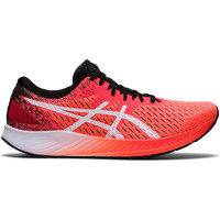 Shoes Men Running shoes Asics Chaussures  Hyper Speed rouge vif/blanc