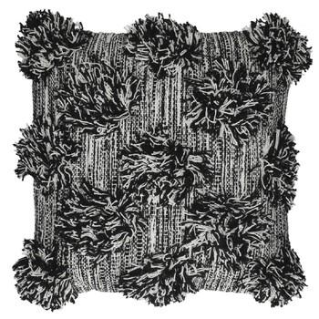 Home Cushions Pomax JONZ Black / White