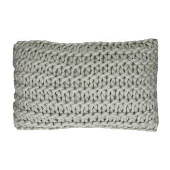 Home Cushions Pomax NITTU Grey / Clear