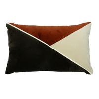 Home Cushions Pomax ASYM Rust