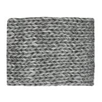 Home Blankets, throws Pomax NITTU Grey